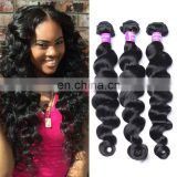 High Quality Wholesale Best Selling Virgin Brazilian Hair Sew In Hair Extensions virgin hair bundles with lace closure