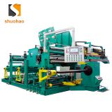 1400mm copper aluminum foil width automatic foil winding machine
