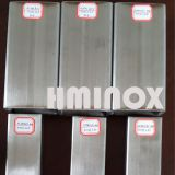 Rectangular Stainless Steel Seamless Pipe  304