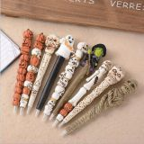Halloween Theme Skull ballpoint pen Ghost ball point pen Resin ball pen