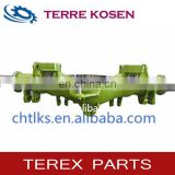 rear axle for tr50 TR60 TR100 terex spare parts OEM PN 15014929