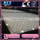 New design club disco led dance floor / Acrylic Led Floor Lighting / 2ft led starlit dance floor