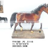decorative horse wood crafts for home decor