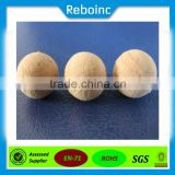 Reboinc-X1 12MM colored and natural color cork table soccer ball