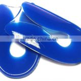 Lady Gel Heel Cushion/Gel Heel Cup for Women Shoes/Double Sticky Gel Heel Cushion/Ladies Insole/Insoles Othotics Cushion