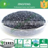 100% water soluble potassium humate for water flush foliar Drip Irrigation fertigation application