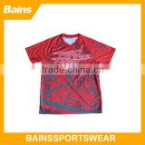 100% polyester dry fit sublimation soccer jersey design patterns,new design soccer jersey