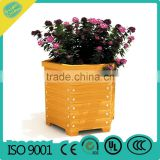 Flower Bed Best Selling Products Large Wooden Flower Pot Planter