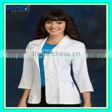 Dymex Custom Scrub Medical Uniform Lab Coat