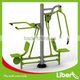 Useful Multi Gym Equipment for Outdoor Body Exercise Pull and Push Chairs Track Series LE.ST.035                                                                         Quality Choice