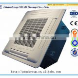 ceiling mounted cassette type air conditioner Ceiling Air Conditioner 24000-60000btu cooling capacity