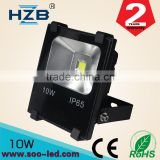 Adjust Bracket 10W Cob Led Work Light Outdoor Led Flood Light AC 85-265V
