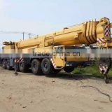 used Liebherr 300t truck crane for sale in Shanghai, originally made in Germany in good condition
