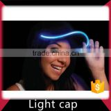 Promotion Wholesale Custom Bright Led Lighted Hats and Caps, Baseball Caps with Led Lights