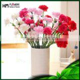 Artificial flowers carnation