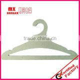 eco paper hanger, cardboard hanger for clothes