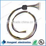 OEM RoHs compliant JST PH 2.0mm pitch wiring harness with UL1007 26awg wire E-bike cable assembly