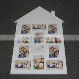 House shaped hot sale Sex photo frame,funny photo frame,large size digital photo frame