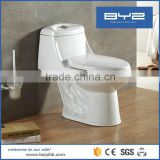 Lavatory hot sale ceramic ware egg shaped toilet