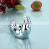Animal zinc alloy chopstick and spoon rest