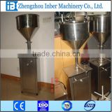 Semi Automatic Peanut Butter Processing Machine,Thick Sause Filling Machine