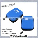 Portable cool customize hdd enclosure bag
