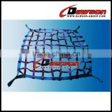 High quality ployester webbing cargo net container Plastic Nets with CE