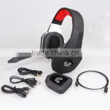 HUHD headphone for gaming, Premium 7.1 channel gaming headphone, factory wirless gaming headset with mic
