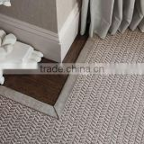 100% Natatural Sisal carpet,sisal rug for wholesale                                                                         Quality Choice