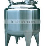 Electric heating preparation tank / cooling and standstill aging tank