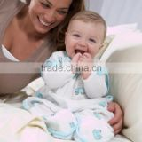 hot sales in the US soft baby sleeping bag