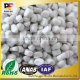 PP/PE CaCO3 plastic pellets filler masterbatch/calcium carbonate filler masterbatch manufacturer