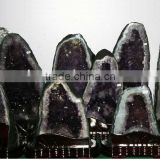 Natural Amethyst Geode Brazil Amethyst Cave for Decoration
