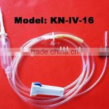 Infusion set & Sterile IV set & Disposable infusion set KN-IV-16