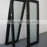 Hot selling us/ca/au markets double tempered glass aluminium profile sliding window with great price