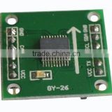 Hot SellGY-26 Digital Compass Sensor Module for GPS Navigation Input 3V-5V DCRobort Module for Arduino Electronic Compass Module