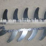INquiry about C type Agricultural Chains with Special attachments