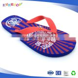 2017 summer personalized new models slippers for men cheap wholesale brands of flip flop sandals shoes footwear