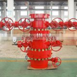 API Wellhead & Christmas tree/X-mas Tree for Oil and Gas Petroleum production wellhead equipment