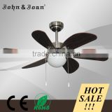 Indoor Lighting Elegant Decorative Rotary Fan