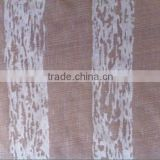 stock TC fabric TC burnout fabric textile producers