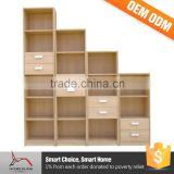 Living Room Furniture Divider Simple Design Bookcase