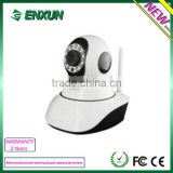 PTZ Mini wifi ip camera 720P robot doom ipc Two-way audio 360 degree