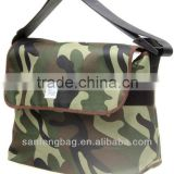 Leisure camouflage shoulder bag