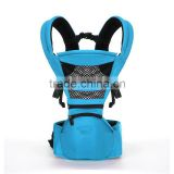 Blue wholesale baby carrier backpack