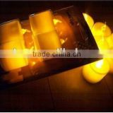 Cheap Price Flickering Battery Operated LED Tealight