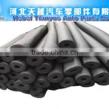 Different size EPDM rubber FOAM tube for car/ rubber foam insulation tube