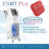 Beauty SPA Machine With Acoustic Wave for Cellulite Body Shaping Treatment - ESWT Pro