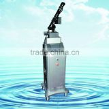 Portable 8.0 Inch Professional Fractional CO2 Laser Hot Professional Steam Beauty Machine For Clean Face Wrinkle Removal