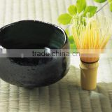 Instant Matcha powder whisk hand-made bamboo craft